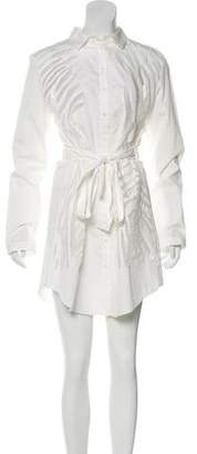 Maiyet Long Sleeve Mini Dress w/ Tags