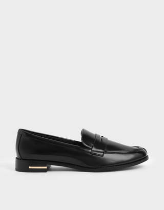 Charles & Keith Classic Penny Loafers