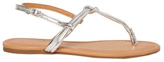Dorothy Perkins Silver Florence Sandals