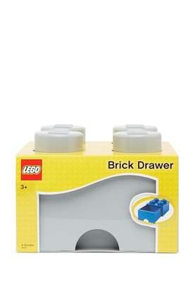 Lego Brick Drawer - Grey