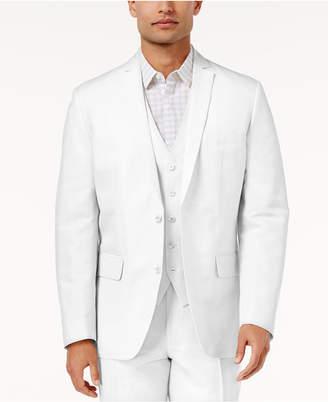INC International Concepts I.n.c. Men's Linen Blend Blazer, Created for Macy's