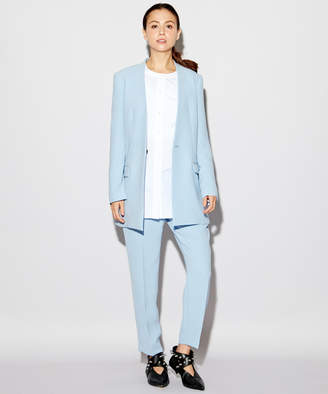 Calvin Klein (カルバン クライン) - Calvin Klein women 【17SS/セットアップ対応】アチェローザ トリプルクロス パンツ(C)FDB