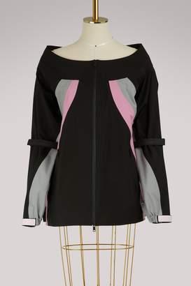 Prada Off-the-shoulder jacket