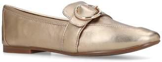 Kurt Geiger London Leather Kenner Loafers