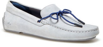 Lacoste Men's Piloter Corde Suede Loafers
