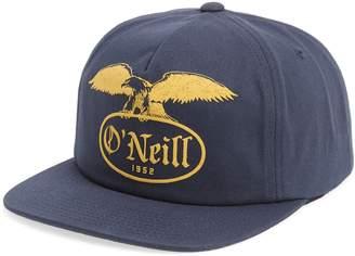 O'Neill Puffie Logo Baseball Cap
