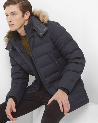 Down filled parka $615 thestylecure.com
