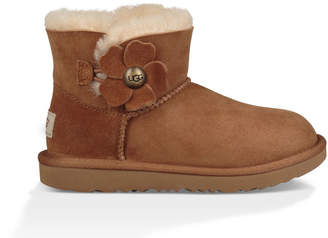 at UGG Australia · UGG Toddler Mini Bailey Button Poppy Boot