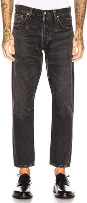 Citizens of Humanity Rowan Crop Relaxed Slim Fit.