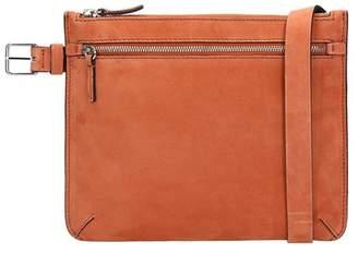 Theory (セオリー) - Theory Orange Suede Belt Bag