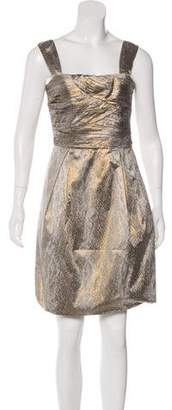 Diane von Furstenberg Treenie Brocade Dress w/ Tags