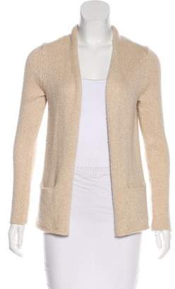 Calvin Klein Collection Cashmere Open-Front Cardigan