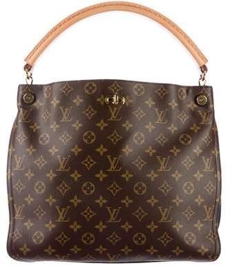 Louis Vuitton 2015 Monogram Gaïa Bag