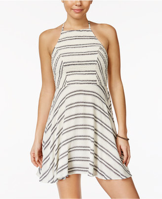 American Rag Printed Smocked-Bodice Dress, Only at Macy's $59.50 thestylecure.com
