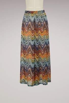 Missoni Lame trousers