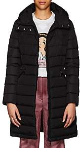 Moncler Women's Flammette Down-Quilted Coat - Black