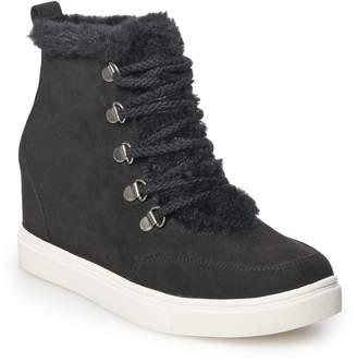Steve Madden Nyc NYC Piia Women's Wedge Winter Boots