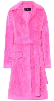 Rochas Alpaca and wool coat