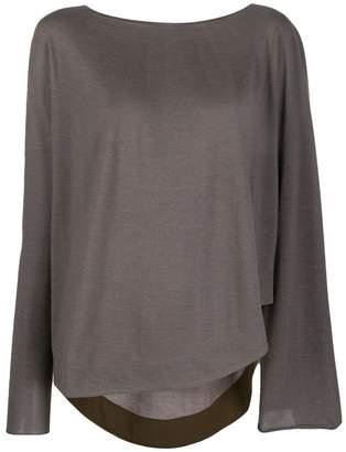 Fabiana Filippi loose fit sweater