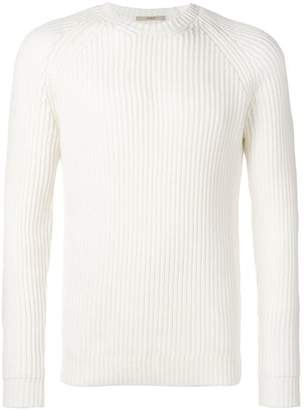Nuur long-sleeve fitted sweater