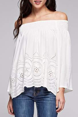 Love Stitch Lovestitch The Alejandra Top