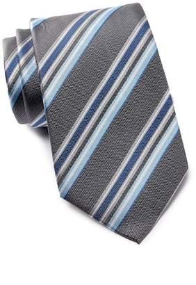 Vince Camuto Livorno Stripe Silk Tie