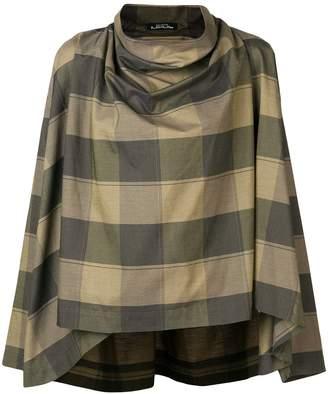 Issey Miyake Pre-Owned geometric printed sweater