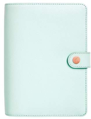 kikki.K 18-Month Leather Perpetual Planner