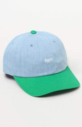 Obey Wardlow Snapback Hat