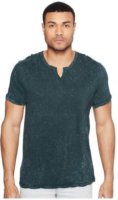 Alternative Organic Pima w/ Denim Wash Moroccan Men's T Shirt