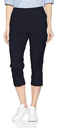 Damart womens Pantacourt enfilable Straight Trousers,(Manufacturer Size: 42)