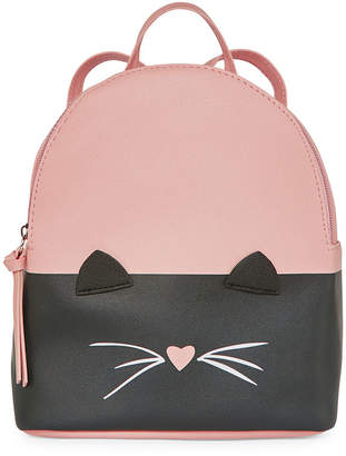 T-Shirt & Jeans 2 Toned Cat Backpack