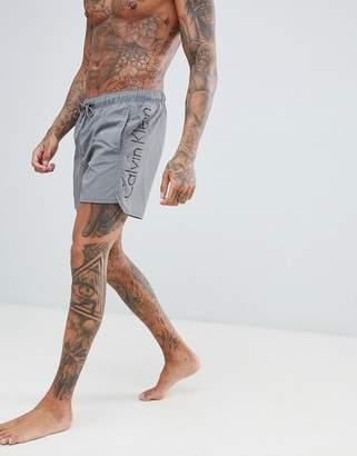 Calvin Klein Medium Drawstring Swim Shorts