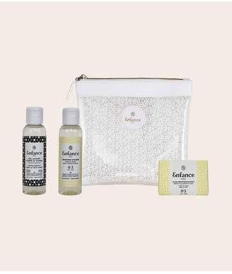 Enfance Paris Ultimate Starter Kit With Pouch 0-3 Years