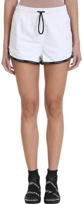 Alexander Wang Logo Tape Jogger Shorts