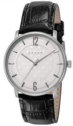 Cross [クロス 腕時計 ブラック文字盤 CR8053-02 メンズ 【正規輸入品】