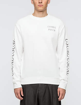 McQ Clean Crewneck Sweatshirt