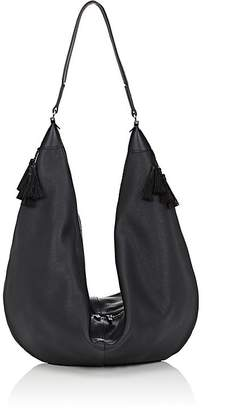 The Row Women's Sling 15 Leather Hobo Bag