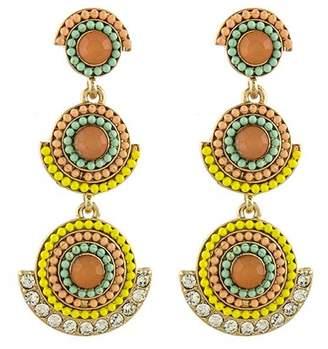 Wild Lilies Jewelry Colorful Beaded Earrings