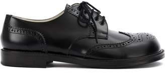 Christopher Nemeth brogue detailing shoes