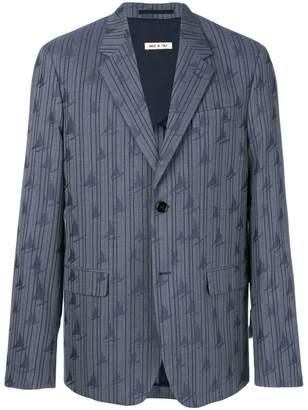 Marni boat print blazer
