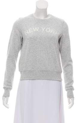 Rebecca Minkoff New York Mélange Sweatshirt