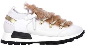 Barracuda Denali White Sneakers