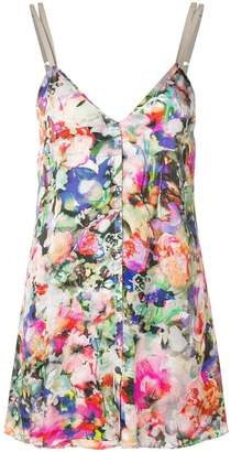 Y/Project Y / Project floral print slip dress