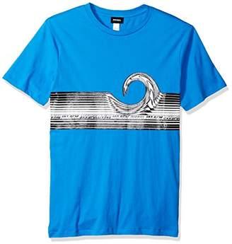 Diesel Men's BMOWT-PARSEN-S T-Shirt
