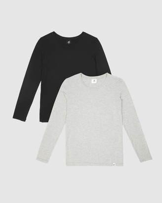 2 Pack Long Sleeve T-Shirt
