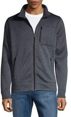 Lucky Brand Fleece Zip-Up Jacket