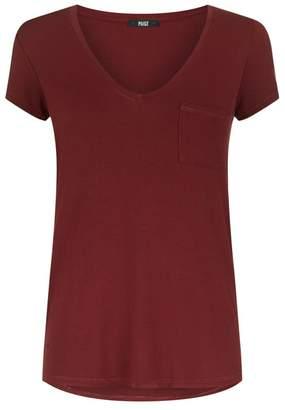 Paige Pocket Short Sleeve T-Shirt