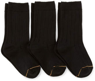 Gold Toe 3-pk. Casual Crew Socks - Boys