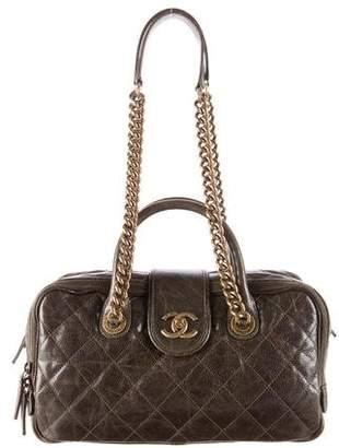 Chanel CC Crave Top Handle Bag